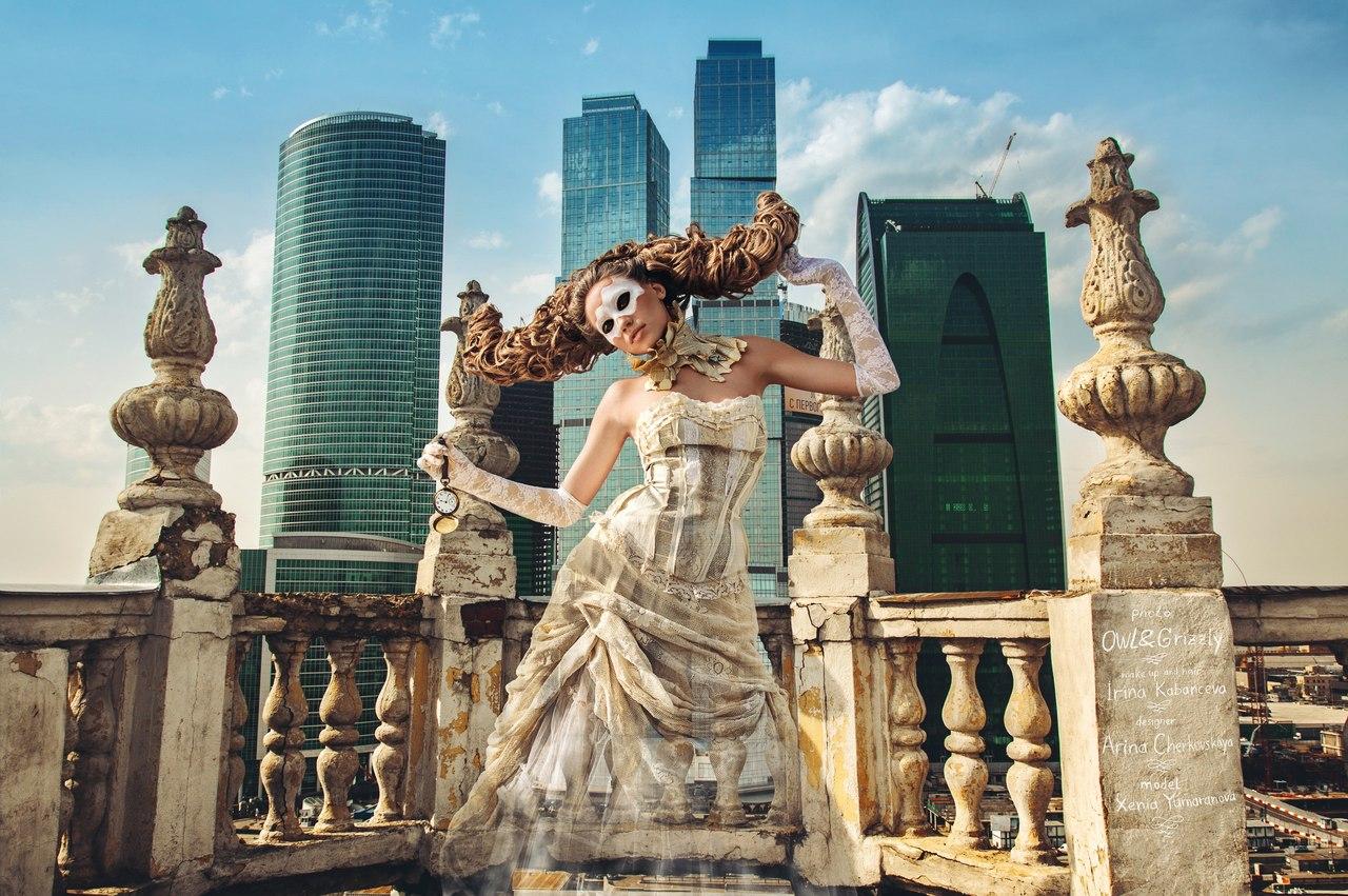 Фотосъемка в Москве